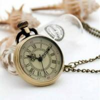 Jam Saku, Jam Kantong, Pocket Watch, Kado Unik, Gift, Hadiah (JS01)