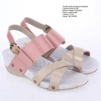 Sandal wedges anak perempuan branded Catenzo Junior (CJR)
