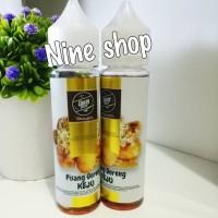 Liquid premium Pisang Goreng Keju 60ml (not banana butt)