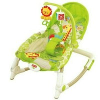 Bouncer Fisher Price/ Sewa Bouncer , perlengkapan Bayi dll