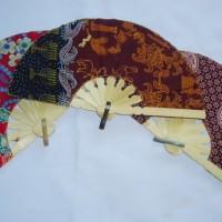 Souvenir Pernikahan Kipas Batik Khas Jogja Souvenir Perlengkapan Pesta