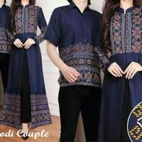 Harga model baju muslim gamis terbaru dan modern melody couple   antitipu.com