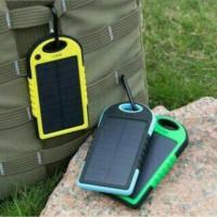 Jual Power Bank Solar Cell / Tenaga surya / Tenaga matahari murah Murah
