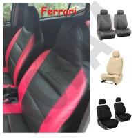 Seat Cover - Sarung Jok Mobil Bahan Ferrari Toyota Agya