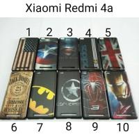 Jual Hardcase Karakter For Xiaomi Redmi 4A / back case Hard case Redmi 4A Murah