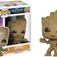 Jual Funko POP! dancing groot - Guardian of The Galaxy Vol 2 - Little Groot Murah