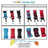 Alas|Bantalan|Stroller|Kereta|Duduk|Pad|Cushions|Bayi|Baby|Anak|Batita