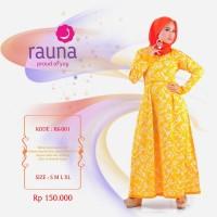 Dress / Gamis Rauna RK 001 - Diskon 20%