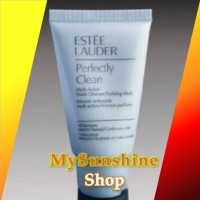 ESTEE LAUDER PERFECTLY CLEAN MULTI ACTION FOAM CLEANSER MASK 30ML-MSS