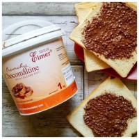 Chocomaltine Crunchy Selai Coklat 1 kg Original / ovomaltine indonesia