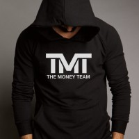 Jaket / Zipper / Hoodie / Sweater The Money Team - Hitam
