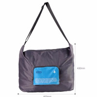 282 FOLDABLE TRAVEL BAG /HAND CARRY TAS LIPAT Foldable bag 282
