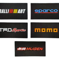 Jual Dash Mat Sporty / Anti Slip Sporty / Sticky Pad Dashboard Mobil Sporty Murah