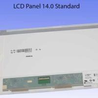 Harga layar lcd led 14 0 laptop toshiba satellite l740 l745 | Pembandingharga.com