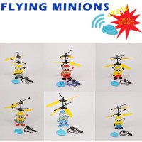 Jual Flying Minion with remote Murah
