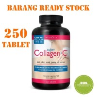 NEOCELL - Super Collagen+C, Type 1 & 3 - 250 Tablets