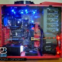 Jual Acrylic Side Window Panel Custom Casing PC Murah