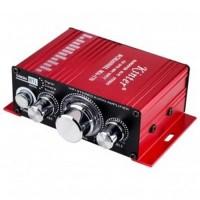 Kinter Amplifier Speaker 2 channel 20W 5A MA 170 Red