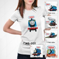 Kaos / Baju Thomas and Friends [Unisex] - 6 Motif/Design -