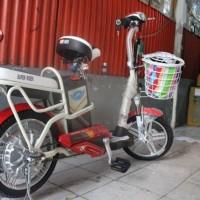 Sepeda Listrik Super Rider mars Platinum Edition Harga Murah Bisa COD