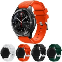 Strap silicone band for Samsung Gear S3 Frontier / Classic