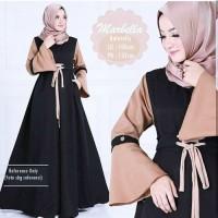 Dress Wanita Muslim Modern Marbella Maxi Dress Gamis Balotelli