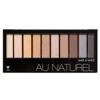 WET N WILD AU NATUREL EYESHADOW - BARE NECESSITIES