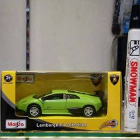 Sale Diecast Mobil Maisto Lamborghini collection  Lamborghini
