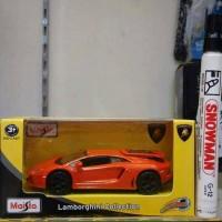 Sale Diecast Mobil Maisto Lamborghini collection  Lamborghini
