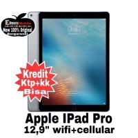 "Apple iPad Pro 12.9"" 64GB WiFi+Cell-kredit cepat toko ktp+kk bisa"