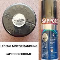 Sapporo Chrome Crome Cat Semprot Pylox Merek Saporo Paint