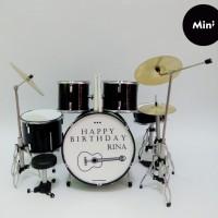 Miniatur Drum Custom