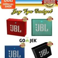 JBL GO PORTABLE BLUETOOTH SPEAKER - ORIGINAL GARANSI RESMI IMS - HITAM