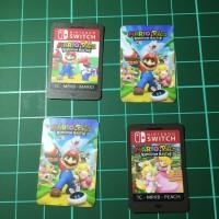 MINI Amiibo Card Clone for Mario Rabbids Kingdom Battle Switch