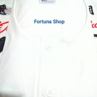 Jual Kaos Dalam Oblong Kancing Putih Soar Brand 36 38 40 42 Berkancing Murah