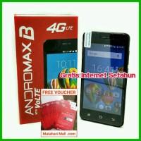 HP Smartfren 4G LTE Andromax B - Free Kuota Total 30GB SeTahun
