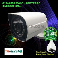 CCTV Ipcam small NVSIP Outdoor 2Mp Support POE