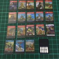 MINI Amiibo Card Clone Zelda Set