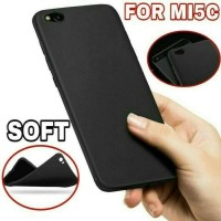 Case Xiaomi Mi5C Casing Hp MI 5C Slim Covers