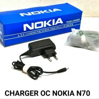 Charger Nokia lubang kecil OC N70