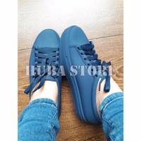 Jual Sepatu wanita jelly shoes import sneakers cewe keds kets 6382 Murah