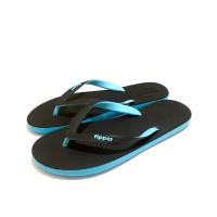 Jual Sandal Fipper Black Series Black Blue Murah