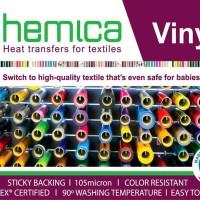 Flex PVC CHEMICA Firstmark 1M Polyflex heat transfer vinyl sticker