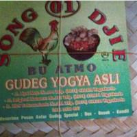 Jual Gudeg Jogja asli Song Djie Paket 4 Murah