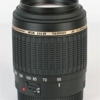 Lensa Tamron AF 55-200mm f/4-5.6 DI II LD Macro For Canon