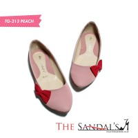 The sandals TG 213 - Peach