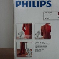 Lampu Terapi Infrared PHILIPS Infraphil ( ASLI )