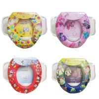Jual Soft Baby Potty Seat With Handle / Toilet Training Murah