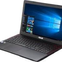 Jual Asus X550VX-Core i7-7700HQ-Ram 16GB-HDD 1TB-Nvidia GTX 950-2GB-RESMI Murah