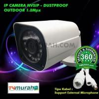 Ipcam CCTV NVSIP Outdoor 1.3Mp Support Mic BUKAN Xiaofang